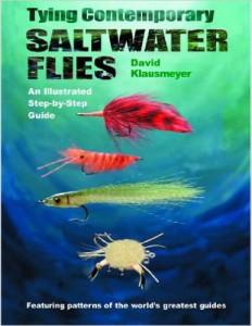 "Hardcopy Book ""Tying Contemporary Saltwater Flies"""
