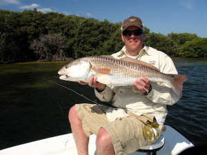 Tampa Bay Florida Fly Fishing Guide