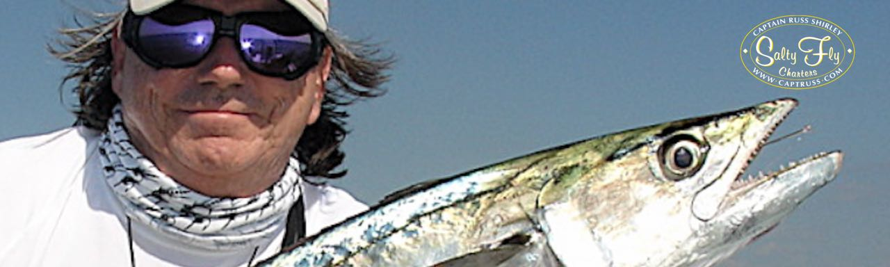 St. Pete Beach Fishing for King Mackerel, known locally as Kingfish.