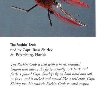 Custom Redfish Fly