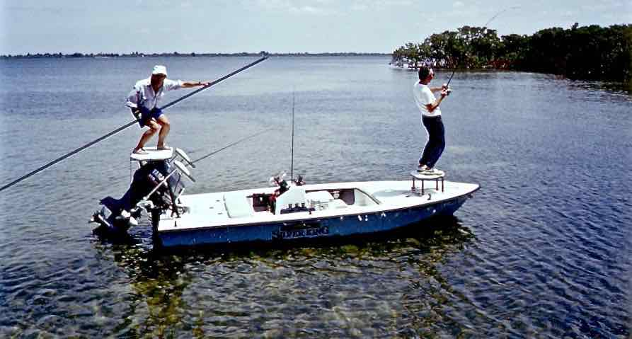 Tampa bay florida fly fishing guide st pete charters for Fishing clearwater fl