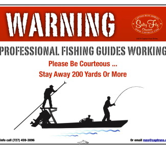 Fishing Guides Need Your Help