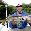 Tampa Bay Fly Fishing Report October – November 2016 from Captain Russ Shirley
